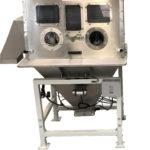 Tagliasacco manuale ATEX con vibratore e fluidificazione
