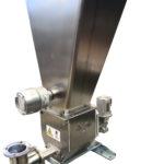 dosatore bivite volumetrico con motore brushless