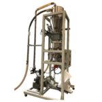 impianto mobile gravimetrico riempimento sacchetti